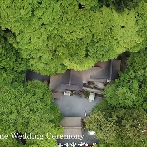 For customers who are interested in having a wedding ceremony at Kyoto's hidden gem, Kifune Shrine: