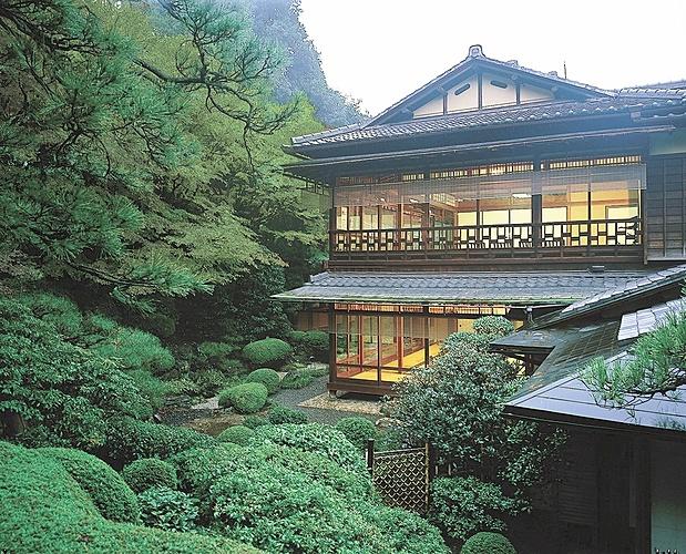 京都ホテルオークラ別邸 粟田山荘|老舗料亭ご披露宴|「京都で ...